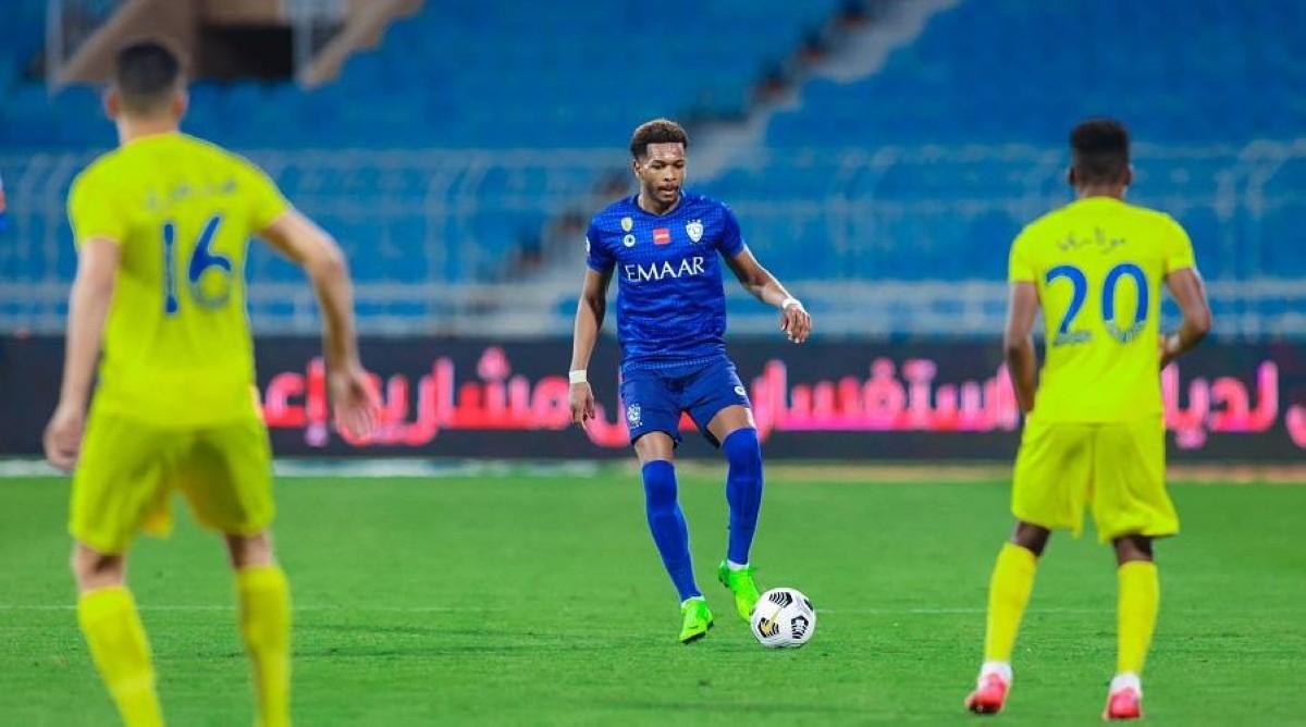 مشاهدة ملخص مباراة الهلال 1-0 العين السعودي بتاريخ 2020-10-18 الدوري السعودي
