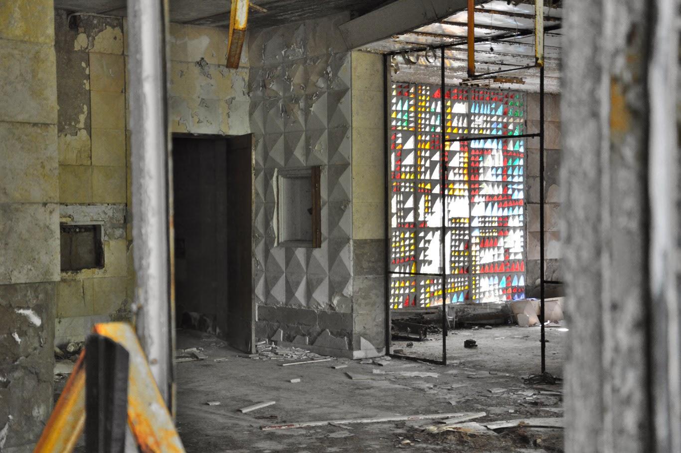 chernobyl disaster ghost town ukraine czernobyl prypeć