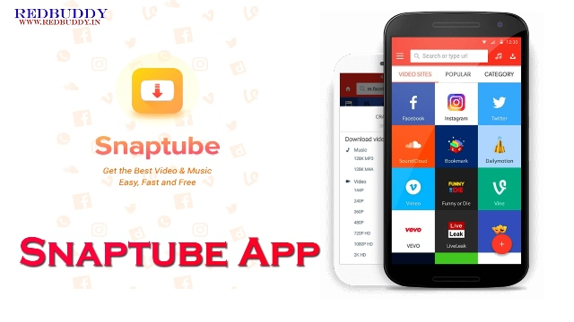Snaptube Video Downloader App For Android - Free YouTube