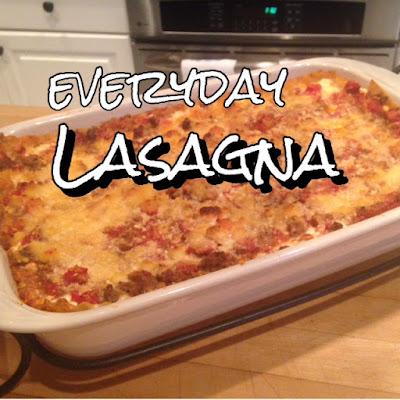 Everyday Lasagna