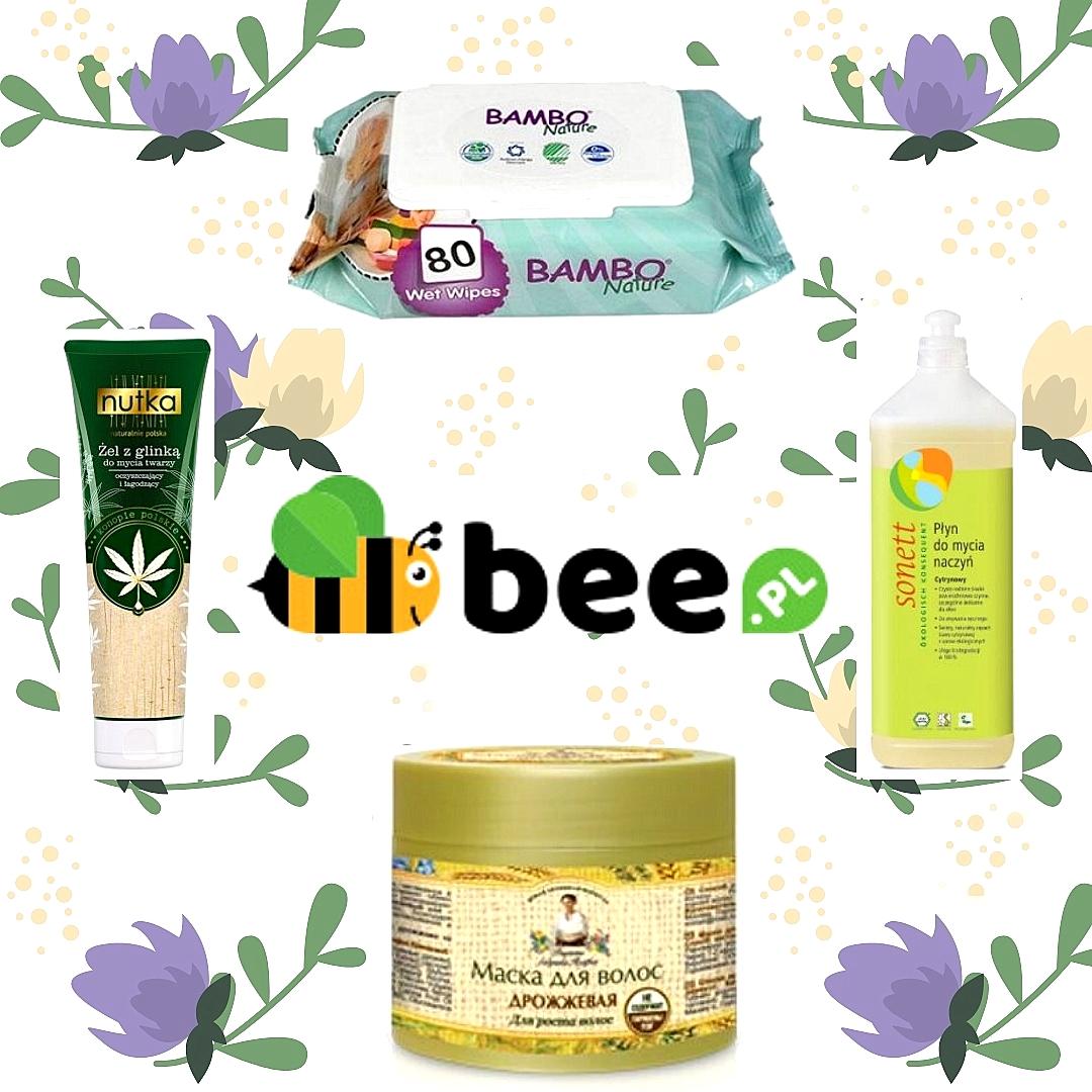 Kosmetyczne nowości z drogerii internetowej Bee.pl - czyli robimy bezpieczne zakupy bez wychodzenia z domu.