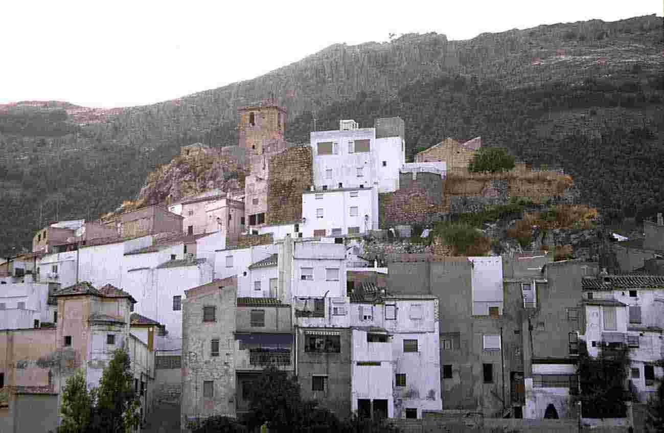 Misterioso suceso en el Torreón de Pegalajar | Pegalajar.info
