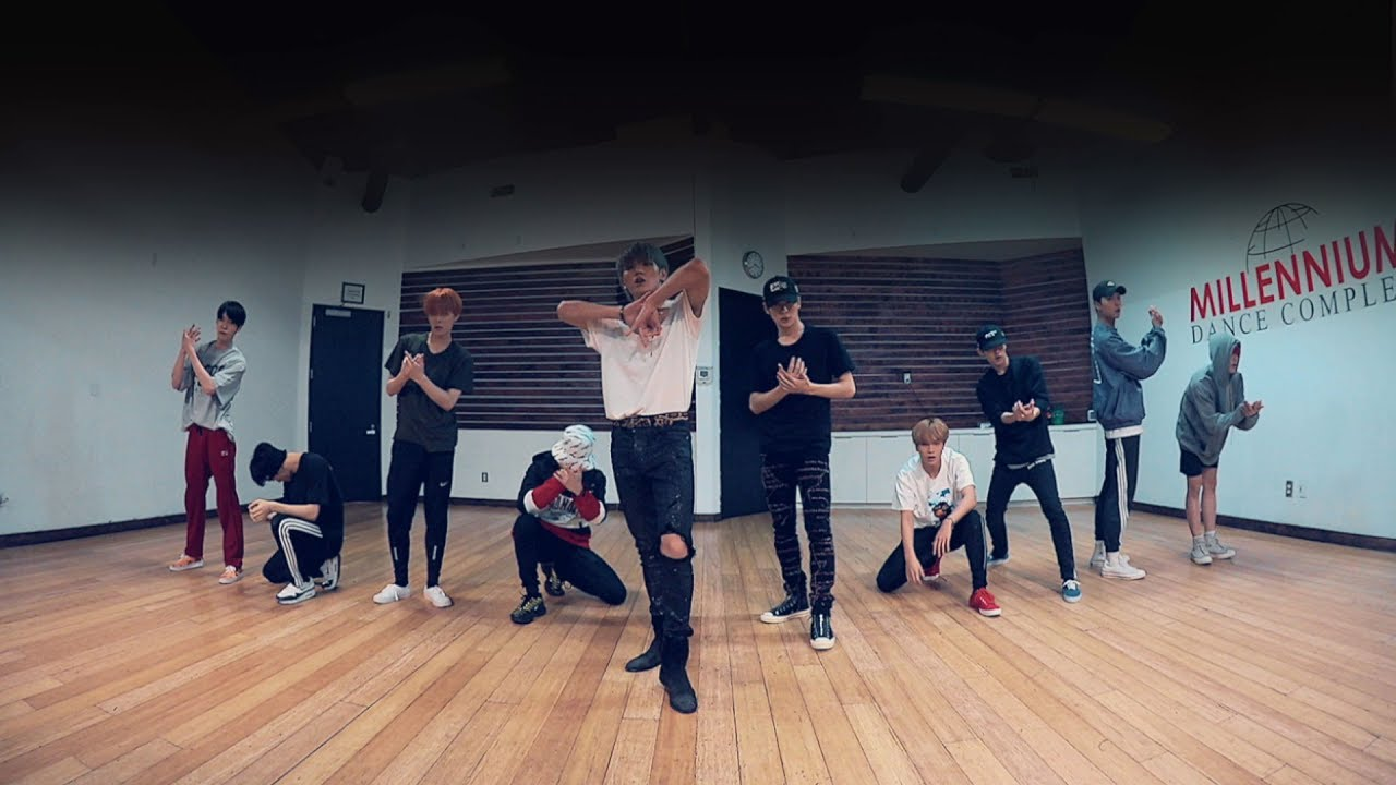 """NCT 127 Released Dance Practise Video For The Song """"Regular"""""""
