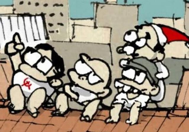 Roy Suryo Posting Komik Palu Arit, Polri: Pengganggu Kamtibnas Bakal Ditindak