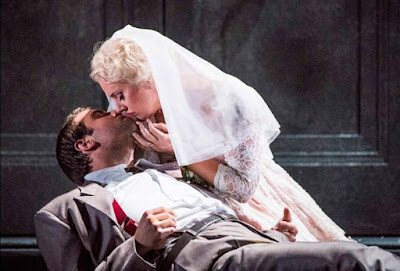 Bozidar Smiljanic, Louise Alder - Don Giovanni - Glyndebourne on Tour - photo Tristram Kenton