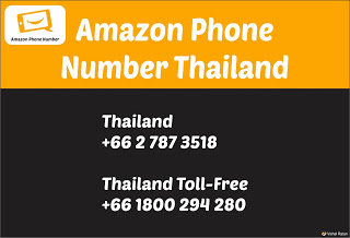 Amazon Phone Number Thailand