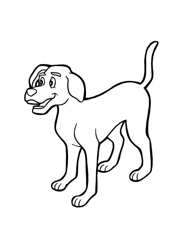 Desenhos De Cachorros Para Pintar Atividades Pedagogicas