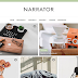 Narrator Responsive Blogger Template 2019
