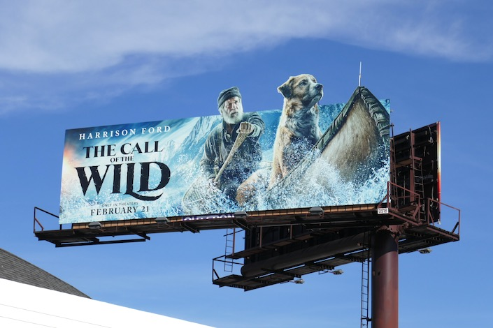 Call of the Wild extension billboard