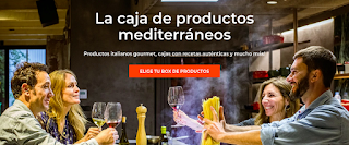 Tienda online de productos italianos
