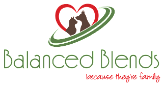 Balanced Blends Raw Diet Logo