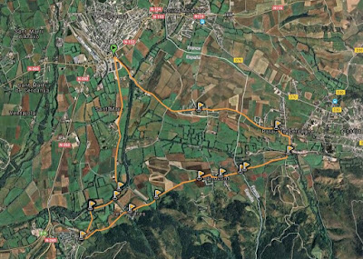 Puigcerdà - Queixans - Vilallobent - Osseja - Puigcerdà