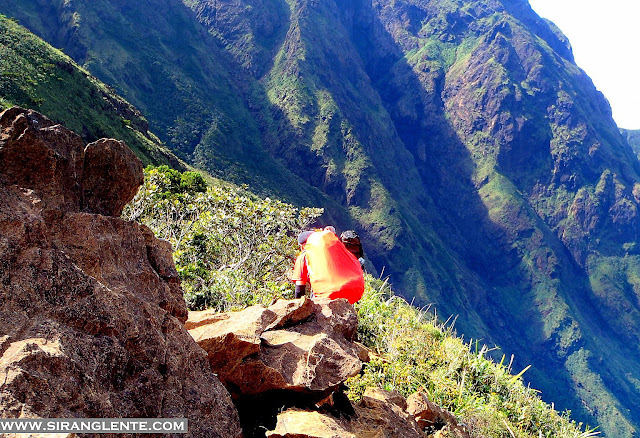 Mt. Guiting-guiting trails