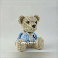 http://amigurumislandia.blogspot.com.ar/2018/07/amigurumi-oso-canal-crochet.html