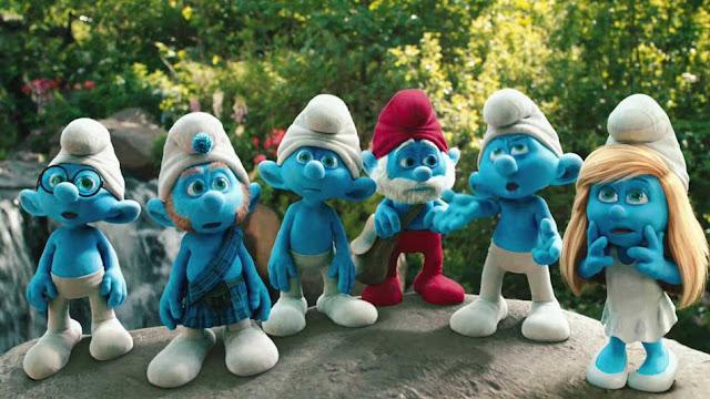 The Smurfs full - 4 Teorias bizarras por trás dos desenhos animados