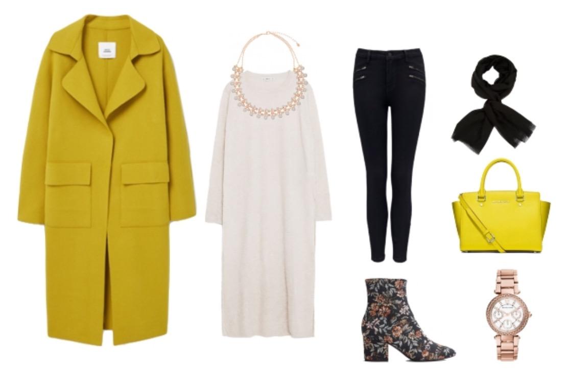 Sarı ile Stil Önerileri
