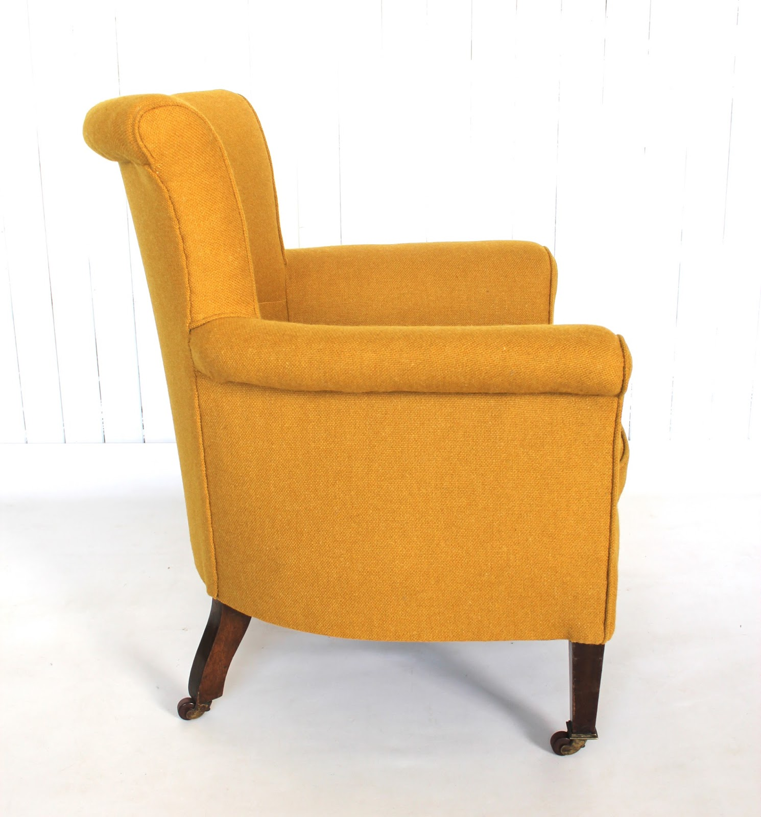 But Whichever Way You Look At It, And Regardless Of Age, The Tub Chair Is  Irrevocably Victorian; Its Rolled Curves And Horseshoe Shape Resembling Its  ...