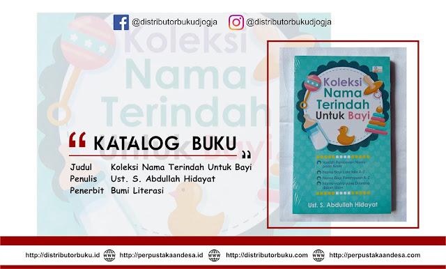 Koleksi Nama Terindah Untuk Bayi