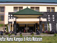 7+ Kampus Terbaik di Kota Mataram