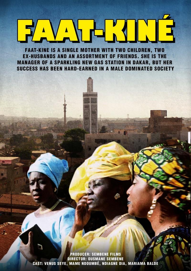 LE FILM: FAAT KINE -  SEMBENE OUSMANE