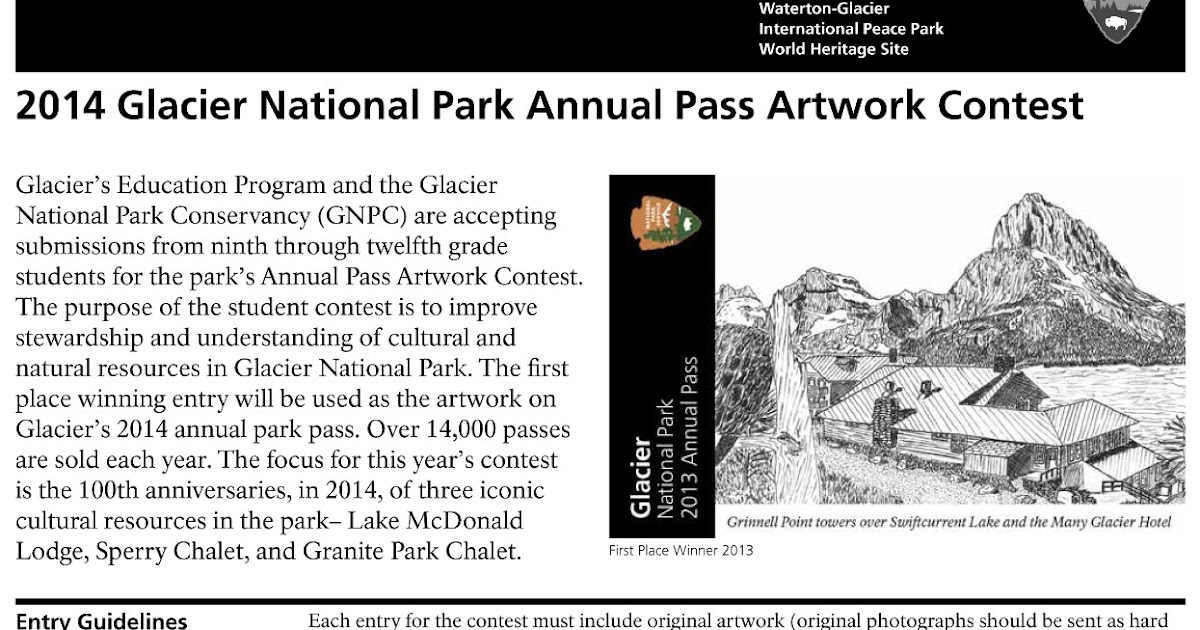 Glacier Park, Inc.: Glacier National Park Annual Pass