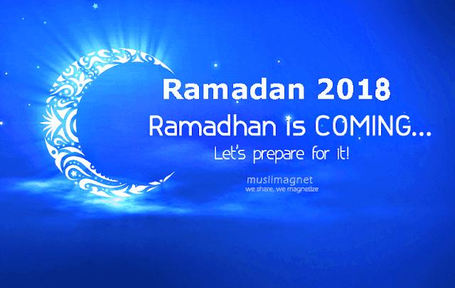 Beautiful Ramadan greetings in english