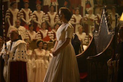 Photo of Claire Foy in The Crown (06)