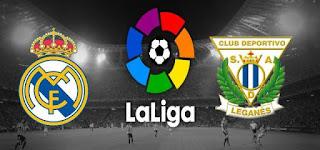 مباراة ريال مدريد وليغانيس كاملة [1-2][24-1-2018] كأس ملك اسبانيا
