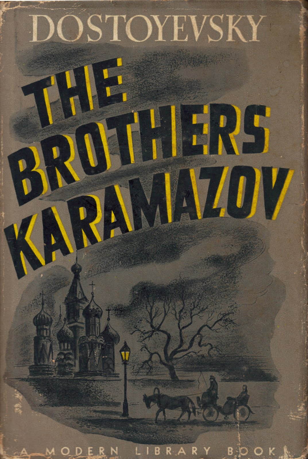 a discussion of whether ivan fyodorovich karamazov was a diabolical hero A famous-named foreigner is a character hailing (in russian he was called ivan fyodorovich it's uncertain whether the author realized that this was the.