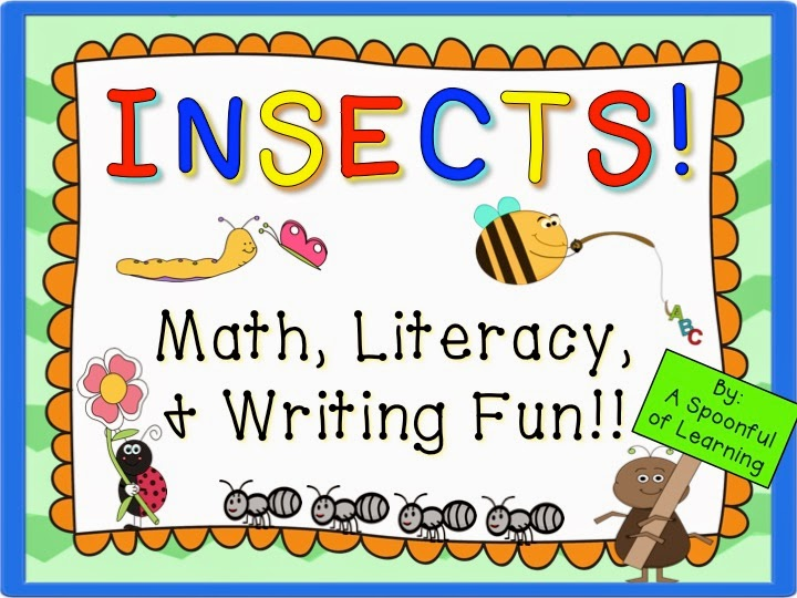 Insects & Teen Numbers Part 2