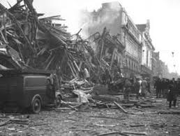 Smithfield Market, where Bianchi worked, was destroyed by a German V2 flying bomb