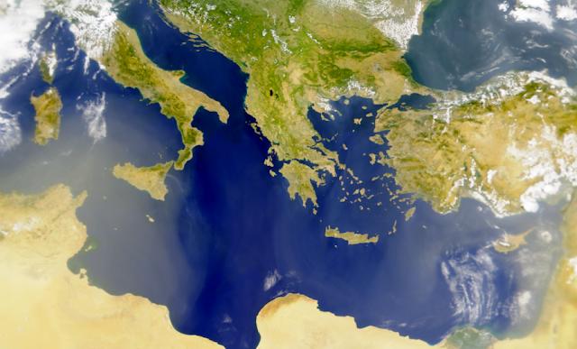 Η Μεσόγειος βράζει... η Μέση Ανατολή αναφλέγεται