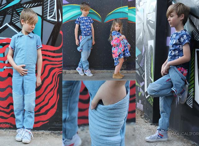 project run & play mini • KO KO BOP with art gallery fabrics by max california • www.max-california.com