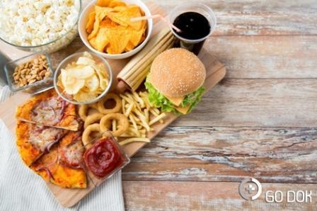Ini Beliau 7 Daftar Makanan Penyebab Perut Buncit
