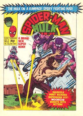 Spider-Man and Hulk Team-Up #435, Woodgod