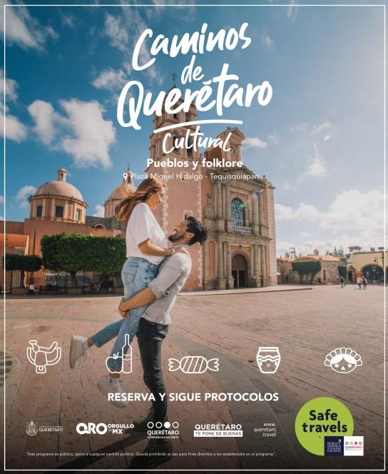 CAMINOS QUERÉTARO NUEVA CAMPAÑA TURÍSTICA 01