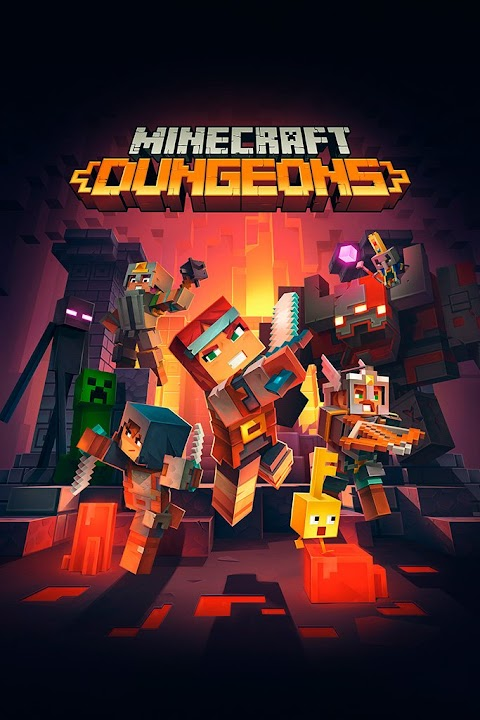 Download Minecraft: Dungeons for pc (Updated)