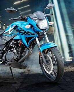best sports bike in India under 1 lakh, Hero xtreme 200 r
