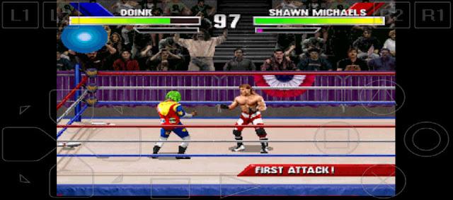 تحميل لعبة المصارعة الحرة WWE WRESTLE MANIA للاندرويد بدون محاكي