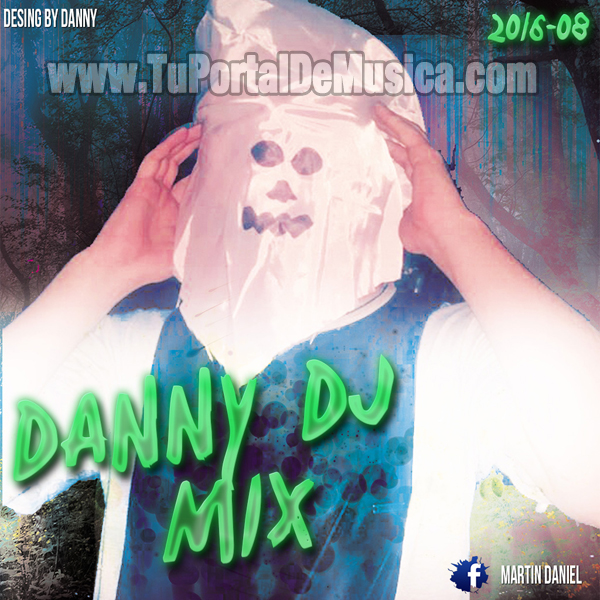 Danny Dj Mix Volumen 8 (2016)