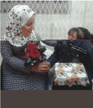تحضير نص هدية لأمي للسنة الثانية متوسط الجيل الثاني