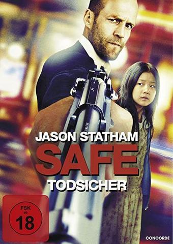 Safe 2012 Dual Audio Hindi 480p BluRay x264 350MB ESubs