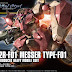 HGUC 1/144 Me-02R Messer Type F01 - Release Info