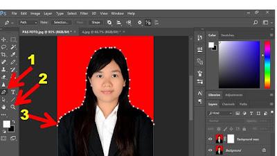 Menghapus Background Gambar bagian 3