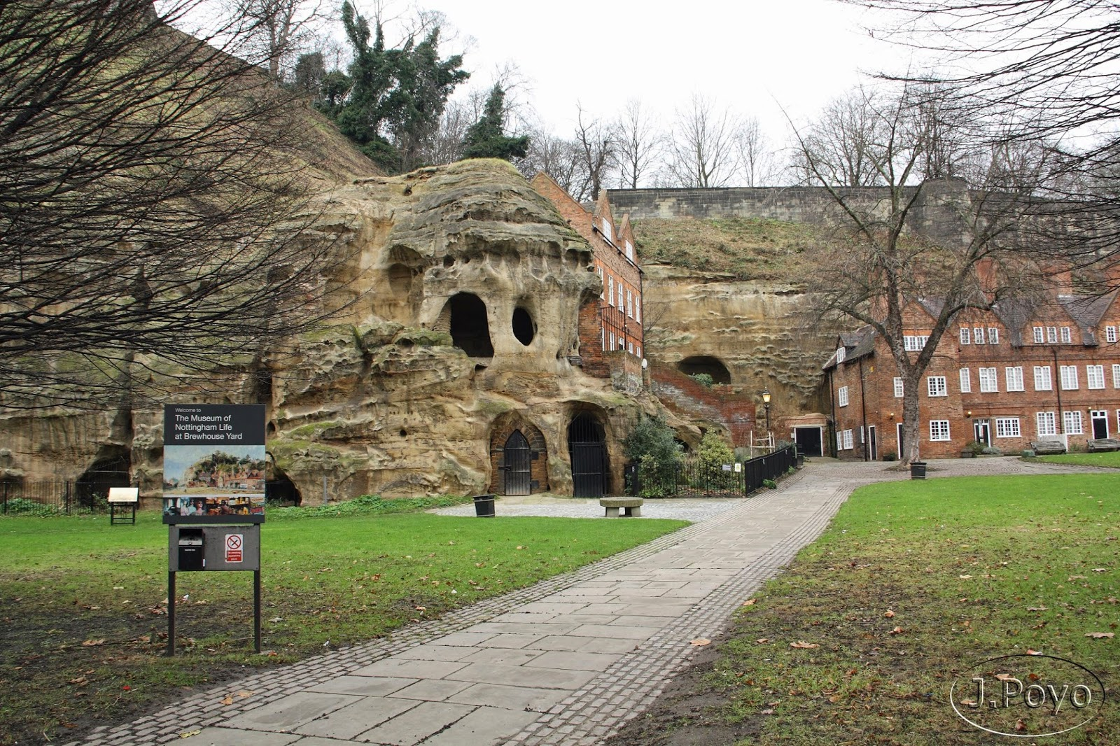 Ye Olde Trip To Jerusalem, Nottingham