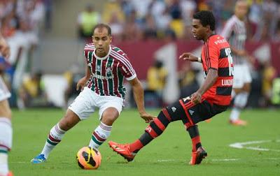 Copa Sul-Americana tem Fluminense e Flamengo na Globo - 25/10/2017