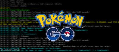 Bot Pokemon Go, Cara Cepat Untuk Menaikan Level
