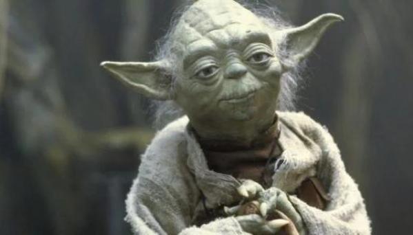 Yoda Tahun 1980 - ALIEN STARWARS