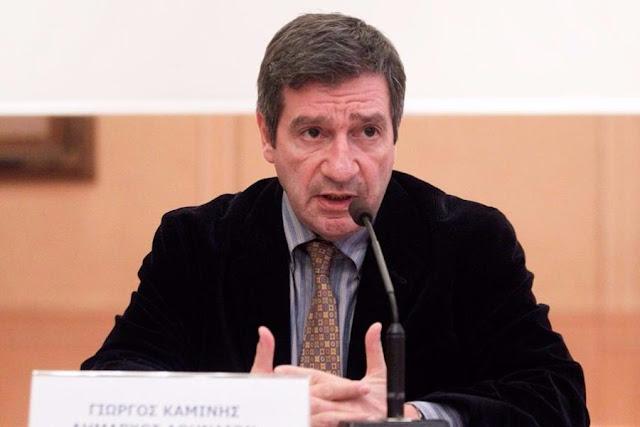 Ανατροπή: Αντίπαλος της Φώφης για την προεδρία της ΔΗΣΥ ο Γιώργος Καμίνης