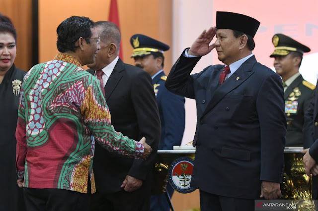 Prabowo Mengorbankan Nama Baik demi Membangun Bangsa